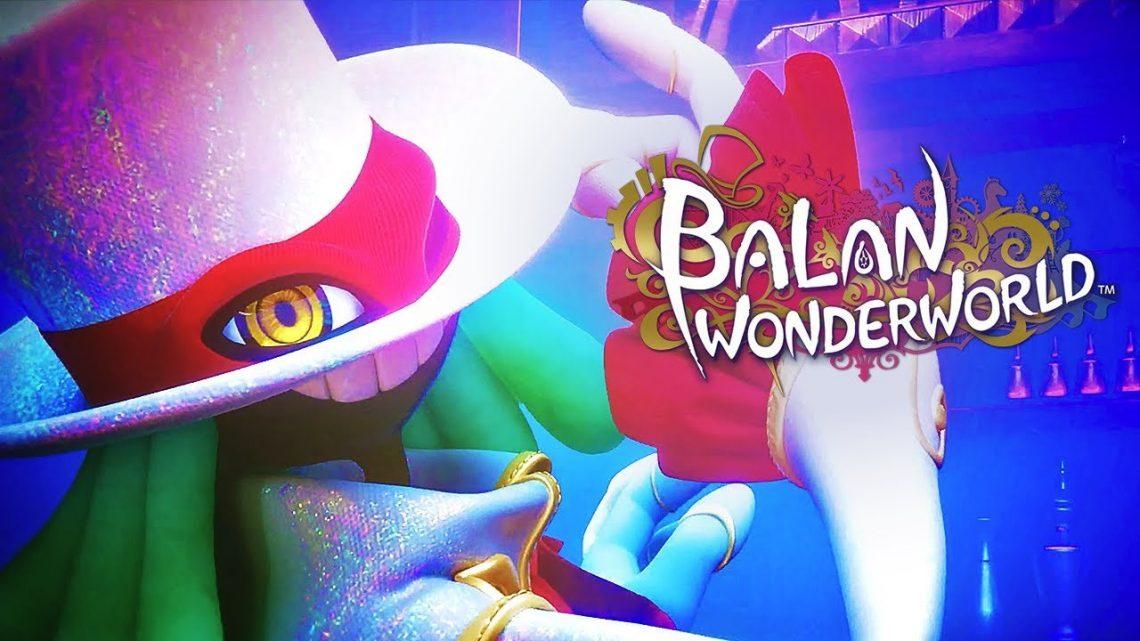 Balan Wonderworld | Comparação gráfica entre as versões de Nintendo Switch e PlayStation 5