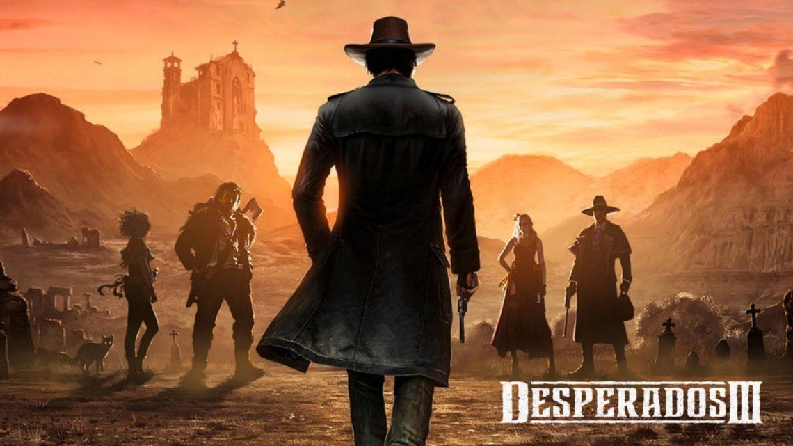 Mimimi Games não pôde portar Desperados III para o Switch por ser muito exigente tecnicamente, mas consideraria novamente caso haja uma versão mais poderosa do console