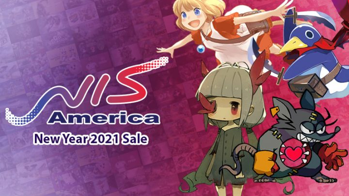 NIS America New Year 2021 Sale | Ofertas de até 50% de desconto na eShop em jogos como Mad Rat Dead, void tRlLm(); //Void Terrarium, Disgaea 5 Complete, e mais