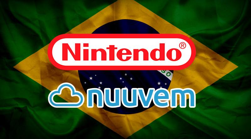 Nintendo fecha parceria com a plataforma Nuuvem para a distribuição de jogos digitais no Brasil