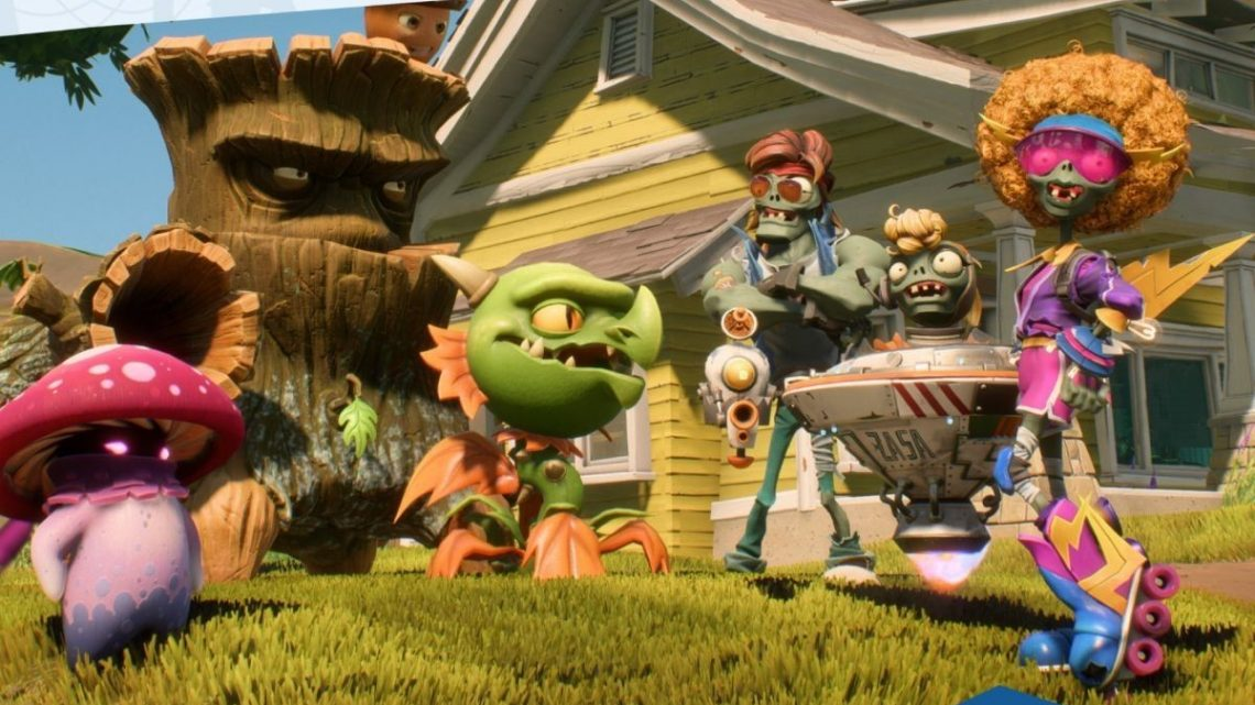 Varejista GameFly lista Plants vs. Zombies: Battle for Neighbourville – Complete Edition para o Nintendo Switch