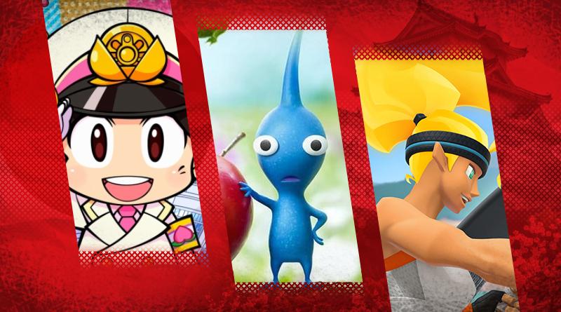 Famistu: Ranking de vendas no Japão entre os dias 04 e 10 de janeiro