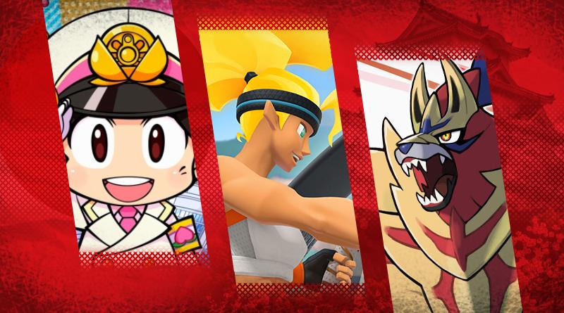 Famistu: Ranking de vendas no Japão entre os dias 11 e 17 de janeiro