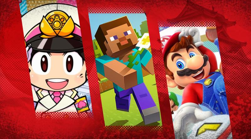 Famitsu: Ranking de vendas no Japão entre os dias 18 e 24 de janeiro