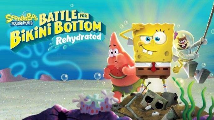 """CEO da THQ Nordic diz que SpongeBob SquarePants: Battle for Bikini Bottom – Rehydrated foi um """"sucesso fantástico"""", com mais de 1 milhão de cópias vendidas"""