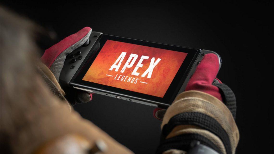 Apex Legends chega ao Nintendo Switch em 09 de março, Panic Button está por trás do port do jogo