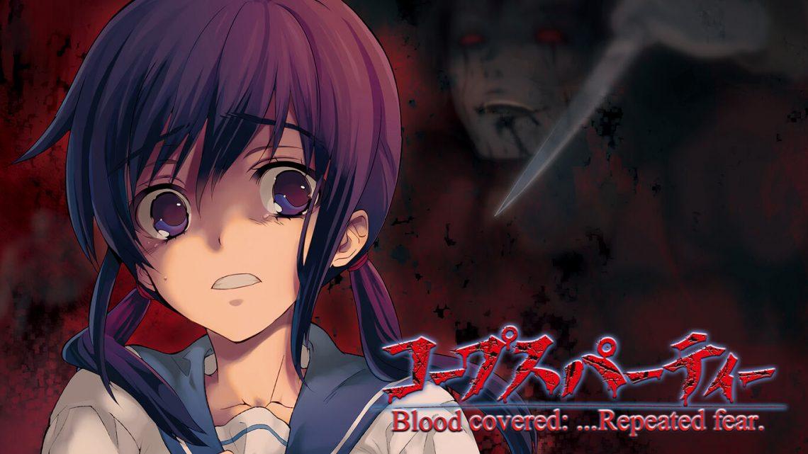 Listagem da eShop japonesa revela que Corpse Party Blood covered: …Repeated fear. para o Switch contará com suporte ao inglês, sugerindo sua chegada no ocidente