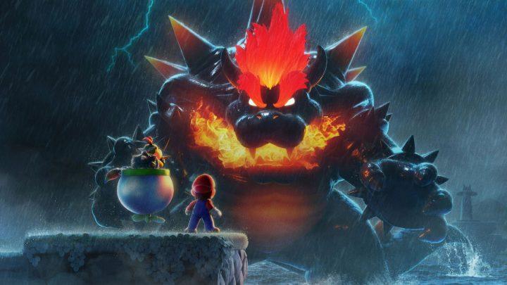 Reino Unido: Vendas de estreia de Super Mario 3D World + Bowser's Fury foram três vezes maiores que o original de Wii U, se torna a terceira maior estreia de um jogo do Mario no Switch