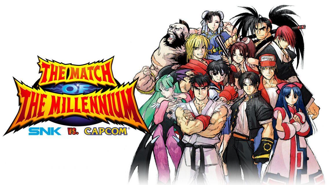 SNK vs. Capcom: The Match of the Millenium, a versão portátil de um dos maiores crossovers dos videogames, já está disponível na eShop do Nintendo Switch