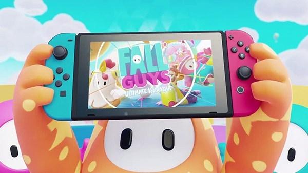 Devolver Digital anuncia Fall Guys: Ultimate Knockout para o Nintendo Switch