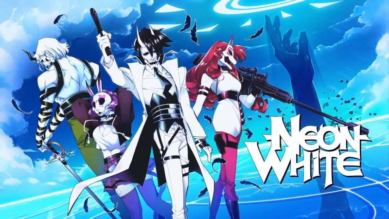 Annapurna Interactive anuncia o jogo de ação em primeiro pessoa Neon White para o Nintendo Switch