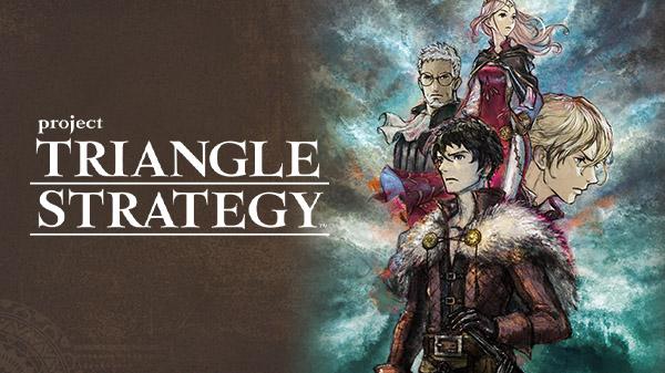 Square Enix anuncia o RPG tático Project Triangle Strategy (Título Provisório) para o Nintendo Switch; Demo já disponível na eShop