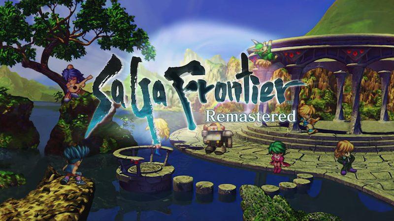 SaGa Frontier Remastered chega ao Nintendo Switch em 15 de abril através da eShop