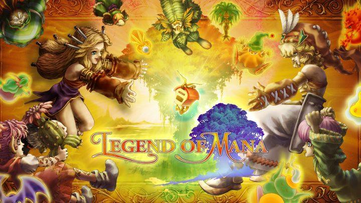 Square Enix anuncia a remasterização do RPG clássico de PS1 Legend of Mana para o Nintendo Switch