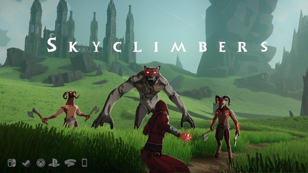 Graças a uma campanha bem-sucedida no Kickstarter, o RPG de ação com construção de cidade Skyclimbers está a caminho  do Nintendo Switch