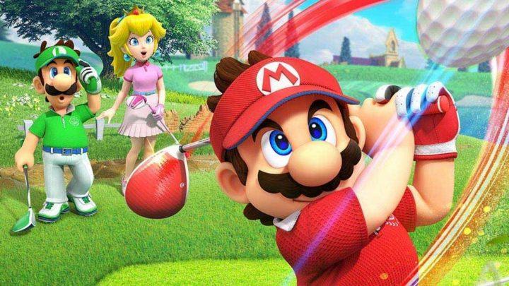 Tamanho do arquivo para futuros títulos de Switch – The Legend of Zelda: Skyward Sword HD, Miitopia, Mario Golf: Super Rush, e mais