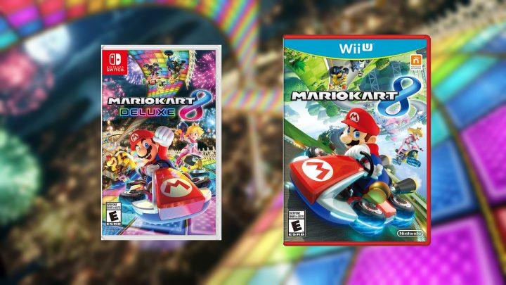 Mario Kart 8 ultrapassa as vendas totais de Mario Kart Wii e se torna o jogo mais vendido de toda série