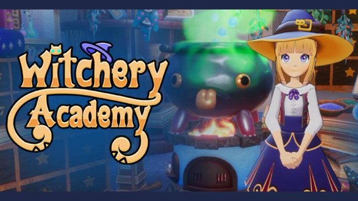 Cubenary anuncia o simulador de vida Witchery Academy para o Nintendo Switch