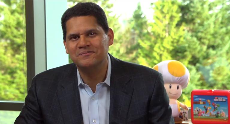 """Reggie Fils-Aime, o ex-presidente da Nintendo of America, diz não estar surpreso com o sucesso do Switch, já que acreditava que seria algo """"mágico"""" desde que viu seu protótipo"""