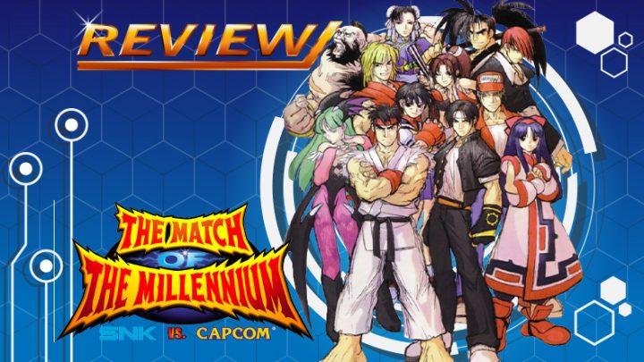 Review | SNK vs. Capcom: The Match of the Millenium