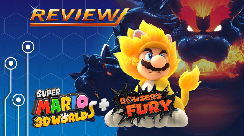 Review | Super Mario 3D World + Bowser's Fury
