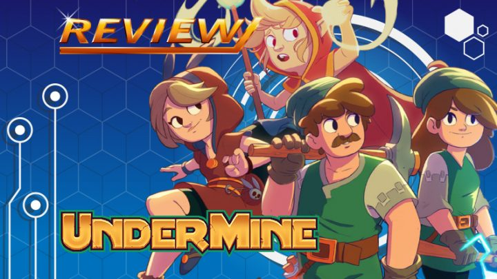 Review | UnderMine