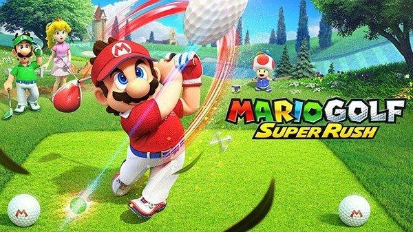 Nintendo anuncia Mario Golf: Super Rush para o Nintendo Switch