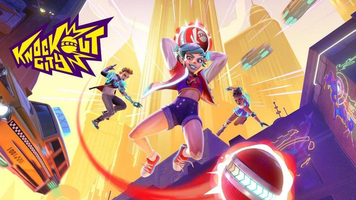 EA e Velan Studios anunciam o jogo competitivo multiplayer Knockout City para o Nintendo Switch