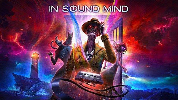 Modus Games anuncia o jogo terror psicológico em primeira pessoa In Sound Mind para o Nintendo Switch