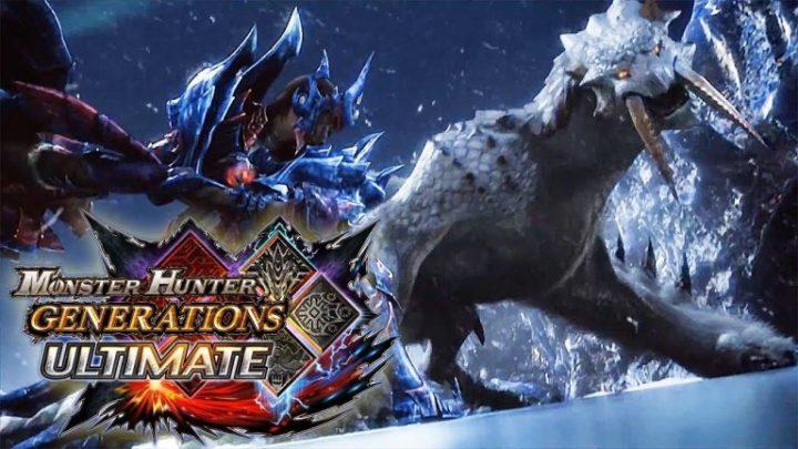Monster Hunter Generations Ultimate já conta com 4,1 milhões de unidades vendidas no mundo inteiro