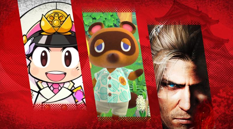 Famitsu: Ranking de vendas no Japão entre os dias 01 e 07 de fevereiro