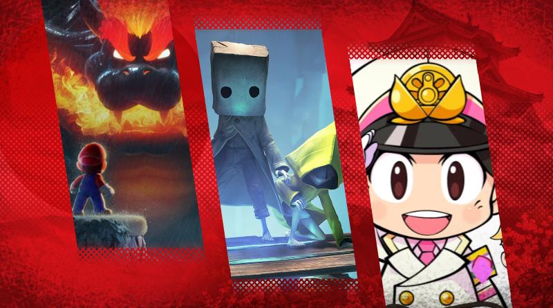 Famitsu: Ranking de vendas no Japão entre os dias 08 e 14 de fevereiro
