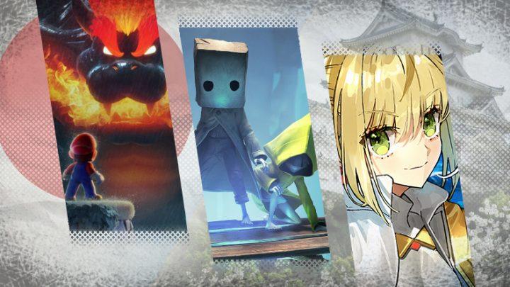 Famitsu: Top 30 jogos mais vendidos no Japão entre os dias 08 e 14 de fevereiro