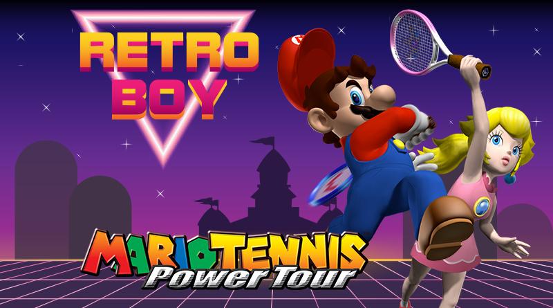 RetroBoy | Mario Tennis: Power Tour