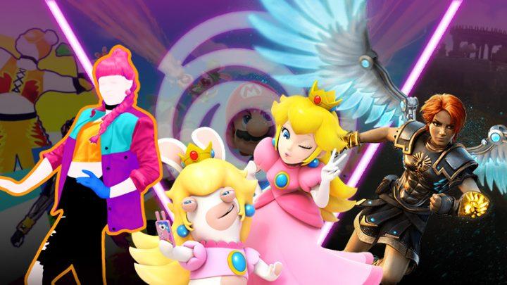 Ubisoft atualmente é a publisher third-party líder do Nintendo Switch, empresa está colhendo os benefícios do enorme sucesso do console