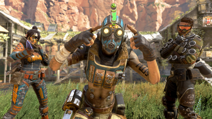 Digital Foundry: Análise técnica de Apex Legends para o Nintendo Switch