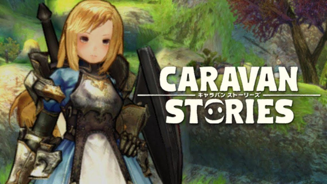MMORPG Free-to-play Caravan Stories chega ao Nintendo Switch em 18 de março no Japão