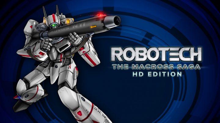 Side-scrolling Shoot 'em up Robotech: The Macross Saga HD Edition ganha lançamento surpresa na eShop do Nintendo Switch