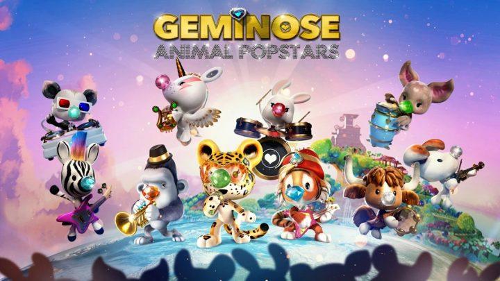 Após mais de 3 anos sem notícias, Geminose: Animal Popstars simplesmente foi lançado na eShop do Nintendo Switch na Austrália