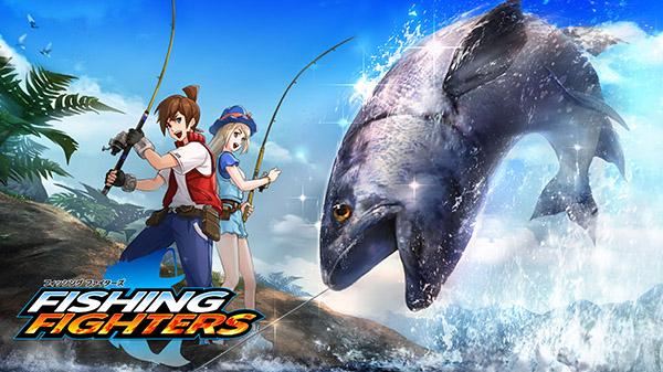 FuRyu anuncia o jogo de ação e batalhas em pesca Fishing Fighters para o Nintendo Switch