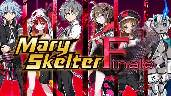 Mary Skelter Finale, a conclusão da trilogia de RPG da Compile Heart, chega ao Switch no final de 2021 na América do Norte e Europa