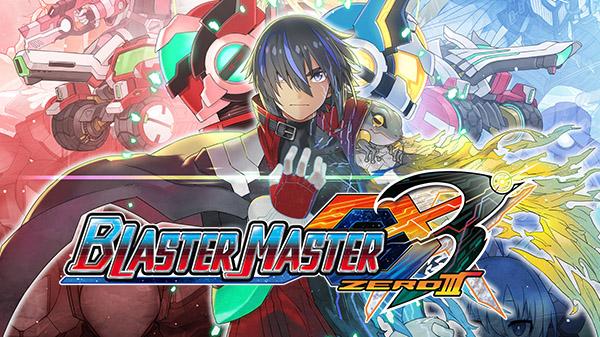 Inti Creates anuncia Blaster Master Zero III para o Nintendo Switch