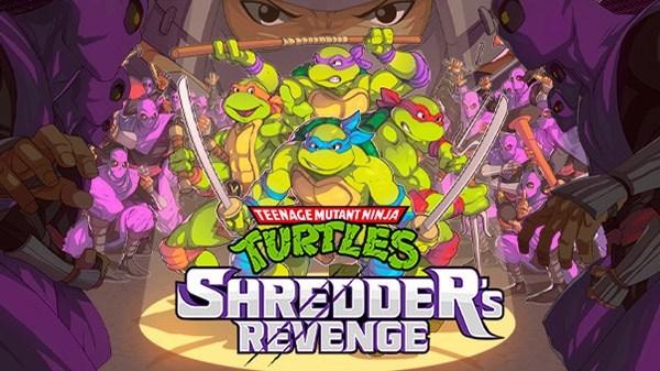 DotEmu anuncia Teenage Mutant Ninja Turtles: Shredder's Revenge, um novo side-scrolling beat 'em up da franquia TMNT feito pela equipe de Panzer Paladin