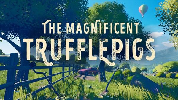 """AMC Games anuncia o """"jogo romântico de detecção de metal em primeira pessoa"""" The Magnificent Trufflepigs para o Nintendo Switch"""