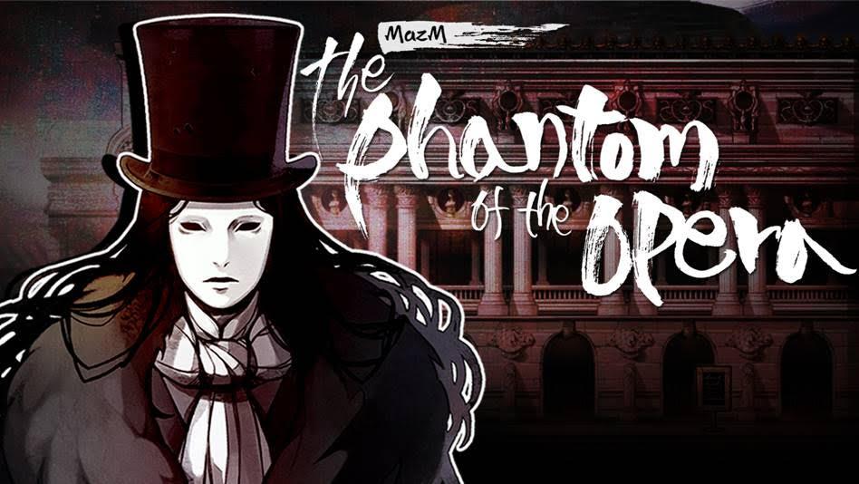 Visual novel de mistério MazM: The Phantom of the Opera chega ao Nintendo Switch em 25 de março através da eShop