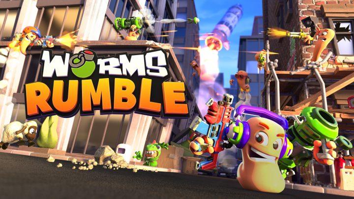 Team17 anuncia Worms Rumble para o Nintendo Switch