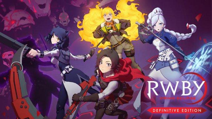 Rooster Teeth Games anuncia o hack and slash RWBY: Grimm Eclipse – Definitive Edition para o Nintendo Switch