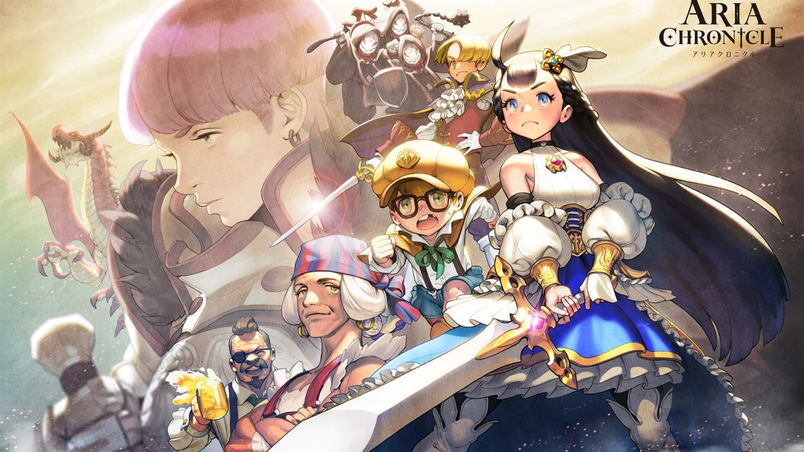 RPG tático Aria Chronicle chega ao Nintendo Switch em 8 de julho no Japão