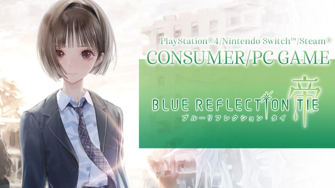 Koei Tecmo anuncia Blue Reflection: Second Light para o Nintendo Switch