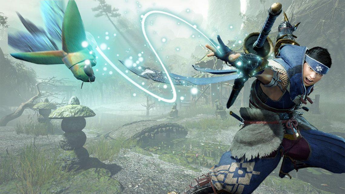 Monster Hunter Rise ultrapassa 4 milhões de unidades vendidas no mundo inteiro em apenas 3 dias